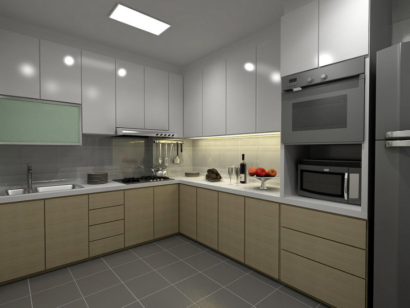 wet kitchen design kitchen design jb johor bahru design