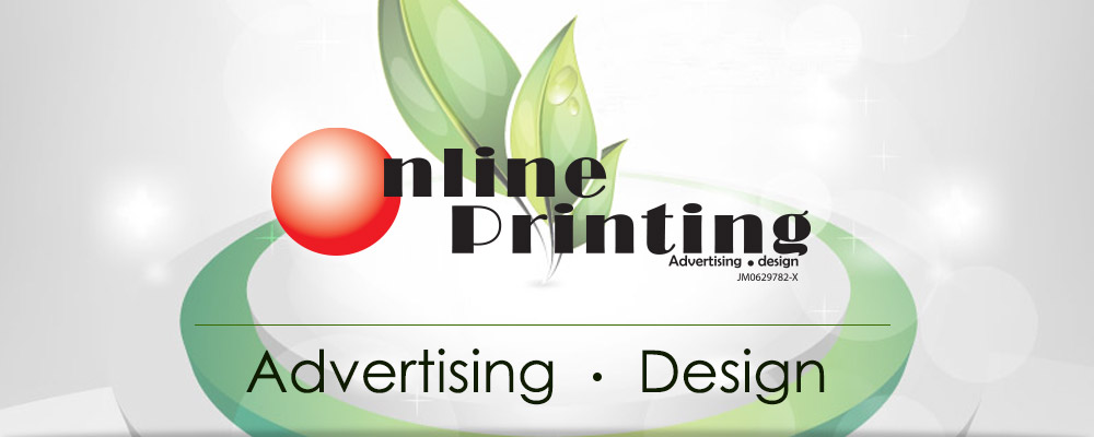 Online printing specialized in inkjet printing advertising design in johor bahru jb