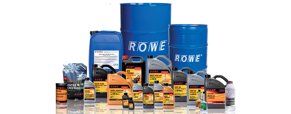 Rowe Motor Oil Suppliers Malaysia Car Engine Oil