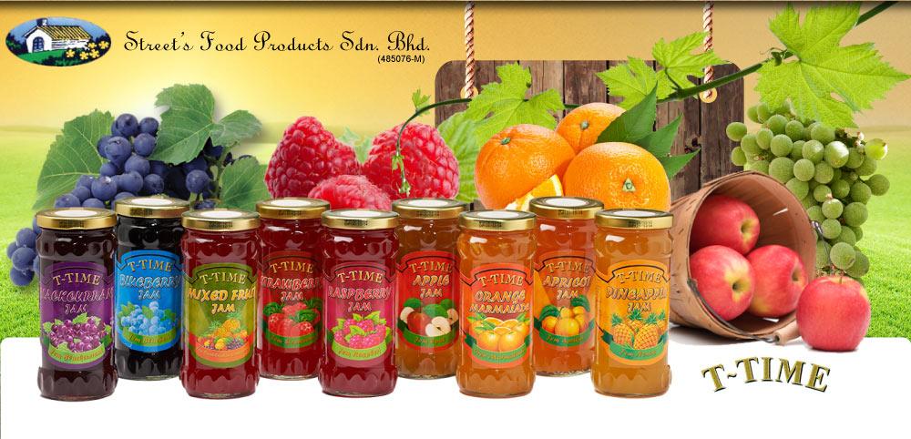 Fruit Jam Manufacturer & Wholesaler Penang, Pulau Pinang ...