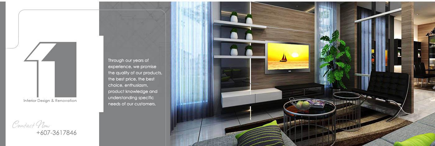 Interior design johor bahru jb renovation kulai johor for Home design johor bahru