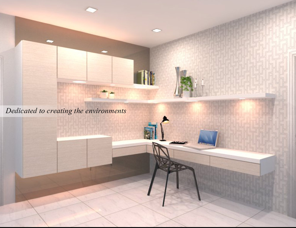 Interior design penang kitchen design service malaysia for Kitchen wardrobe
