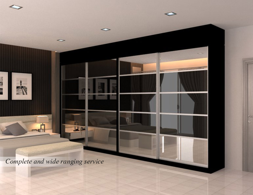 Interior design penang kitchen design service malaysia for Kitchen wardrobe design