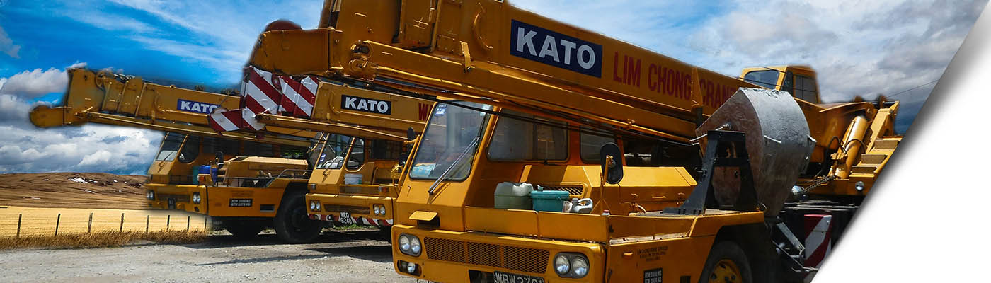Mobile Crane Rental Malaysia : Crane repair kuala lumpur kl kepong rental