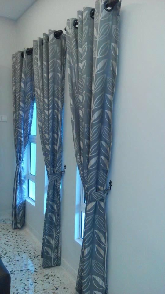 EyeLed Curtain Eye Led Style Curtain Johor Bahru JB
