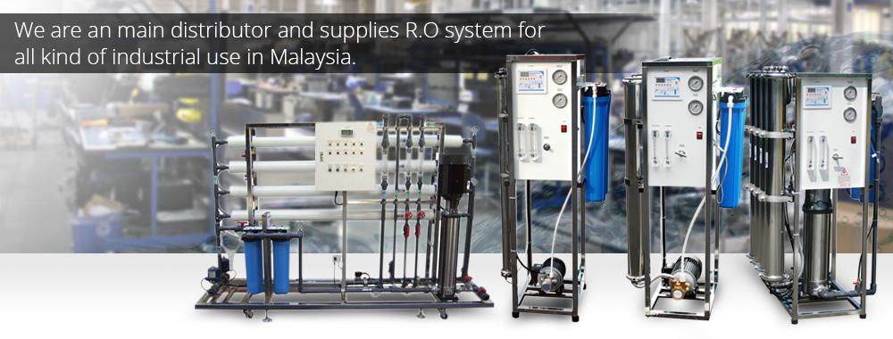 Water Filtration System Johor Bahru (JB) for Food & Beverage