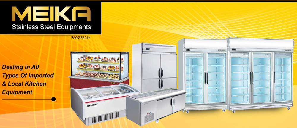 Stainless Steel Equipments Supplier Penang Kitchen