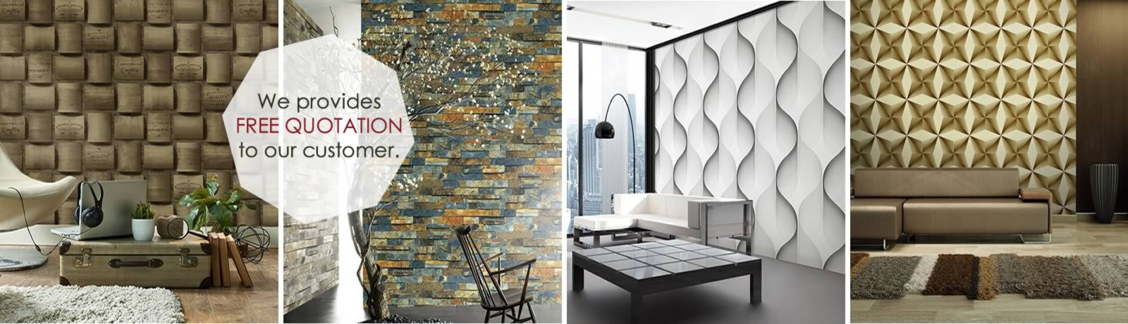 Carpet wallpaper supplier malaysia johor bahru jb for Home wallpaper kl