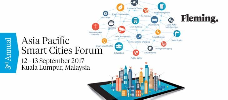 3rd Annual Asia Pacific Smart Cities Forum