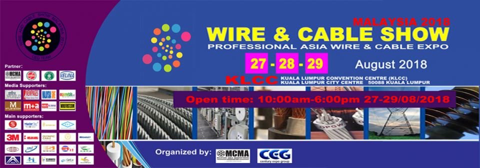 Wire & Cable Malaysia 2018