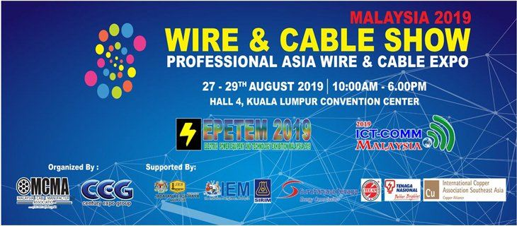 Wire & Cable Malaysia 2019
