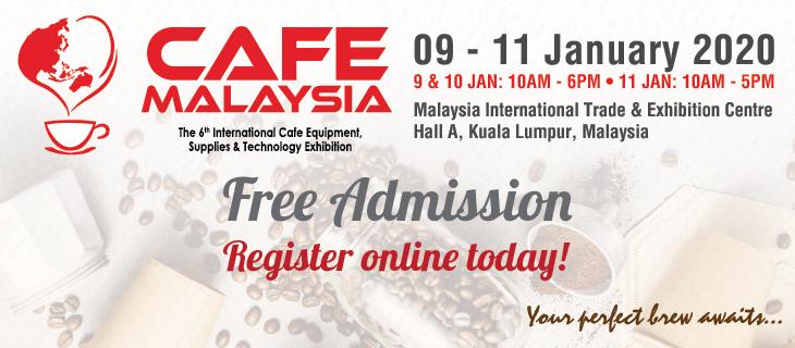 Cafe Malaysia 2020