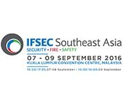 IFSEC Southeast Asia 2016