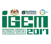 International Greentech & Eco Products Exhibition & Conference Malaysia (IGEM 2017)
