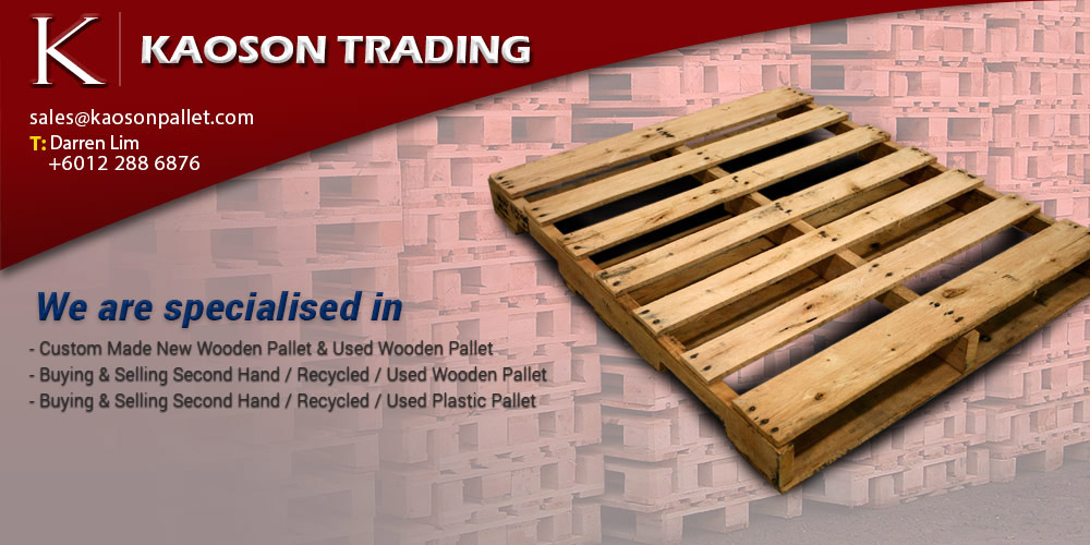 Used Wooden Pallet Kl Kuala Lumpur Selangor Malaysia Custom Made Manufacturer Supplies Supplier Supply Kaoson Trading