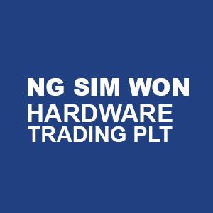 Ng Sim Won Hardware Trading PLT
