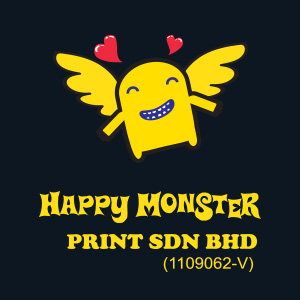 Happy Monster Print Sdn Bhd
