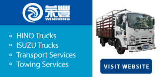 Win Hong Trading Sdn Bhd is a company that supplies new vans, trucks, car carrier and transport services. Our main office is located in Klang, Selangor, Malaysia.