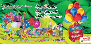 Melody Party Supply has selling and renting the party supplies and costume since 2006. Our clients are from individual to corporate who need the party planning and ideas for any event, occasion and theme night, anniversaries and birthday party.